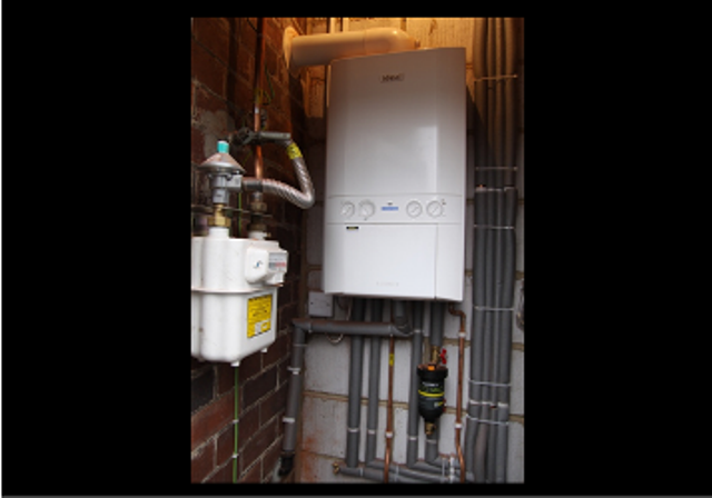 Boiler installation - Chapeltown
