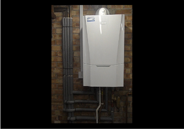New boiler installation - Rotherham