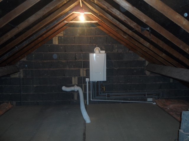 New boiler installation - Wow! What a difference